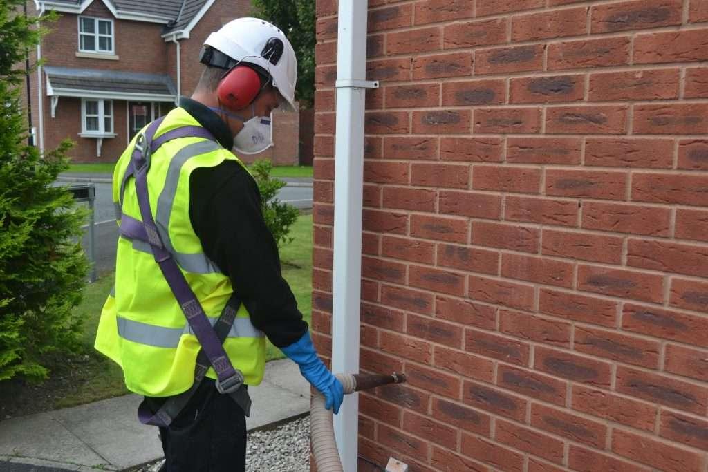 Cavity Wall Insulation Carbon Black : Free cavity wall insulation scotland loft